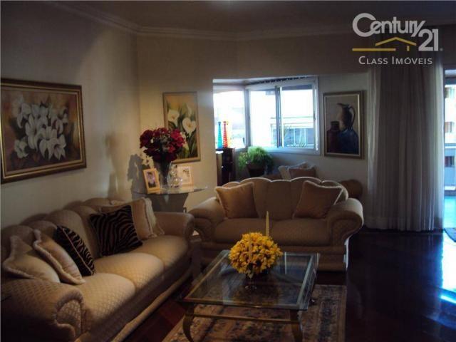 Apartamento com 3 dormitórios à venda, 178 m² - centro - londrina/pr - Foto 9