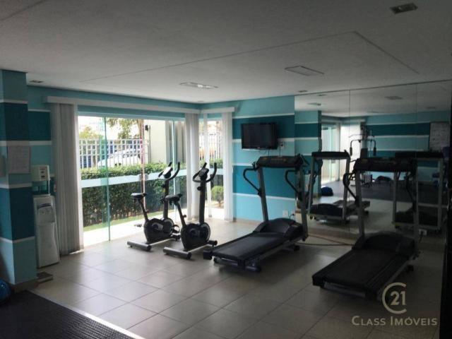 Apartamento com 3 dormitórios à venda, 83 m² por r$ 398.000,00 - gleba palhano - londrina/ - Foto 18