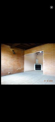 Lindissima casa 2 qts e 3 banhos e garagem ap de 10% de entrada