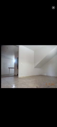 Lindissima casa 2 qts e 3 banhos e garagem ap de 10% de entrada - Foto 11