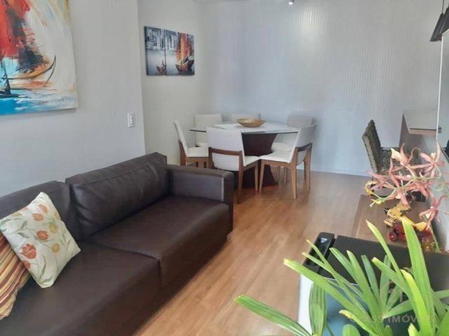 Apartamento com 3 dormitórios à venda, 80 m² - gleba palhano - londrina/pr - Foto 3