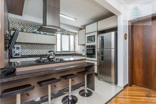 Apartamento com 3 dormitórios à venda, 129 m² por r$ 800.000 - batel - curitiba/pr - Foto 2