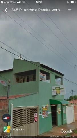 Salao comercial com casa em cima - Foto 2