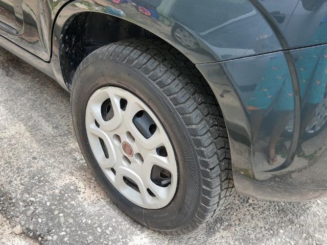 Fiat uno em perfeito estado, licenciamento em dias, sem multas, e dois pneus novos - Foto 4