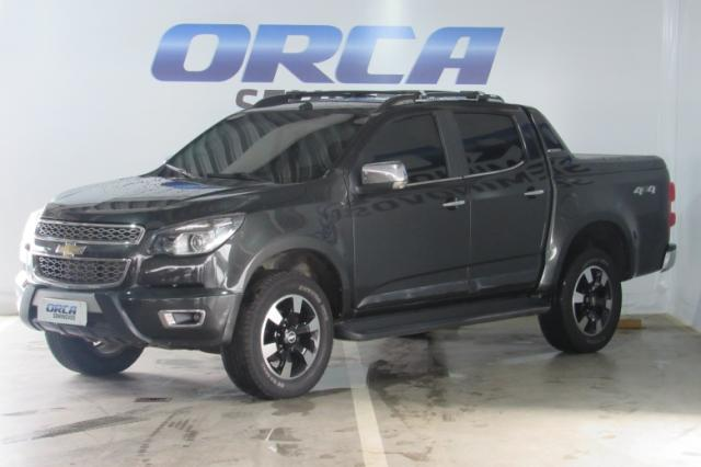 CHEVROLET  S10 2.8 HIGH COUNTRY 4X4 CD 2016