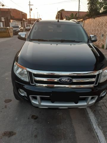 Ford ranger limited 4x4 2013 3.2 4p - Foto 2