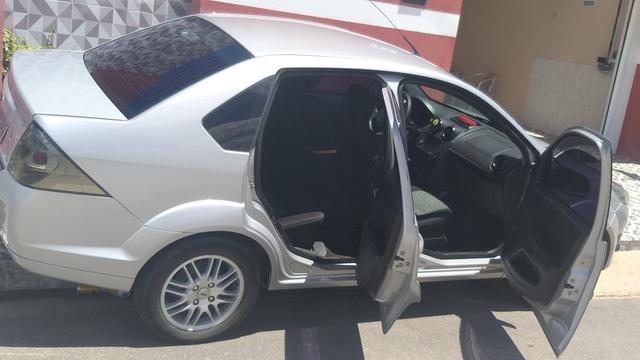 Fiesta sedan, completo sem detalhes pra fazer é pegar e rodar - Foto 11