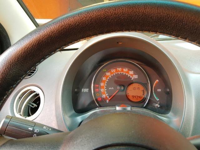 Fiat uno em perfeito estado, licenciamento em dias, sem multas, e dois pneus novos - Foto 9