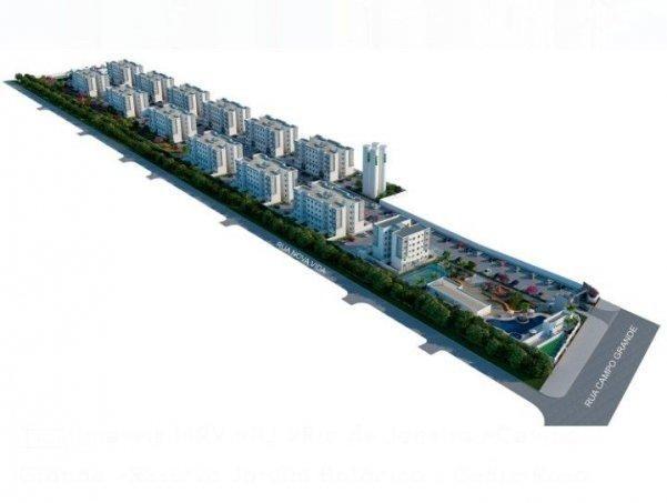 Apartamento a venda em campo  grande rj - Foto 16