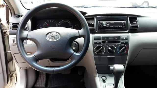 Toyota Corolla 1.8 automático - Foto 8