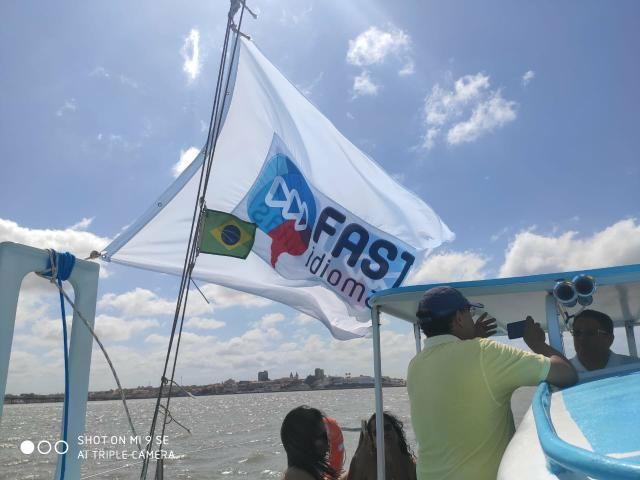 Bandeiras personalizadas para seu evento, curso, empresa etc