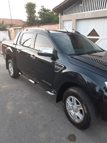 Ford ranger limited 4x4 2013 3.2 4p - Foto 11