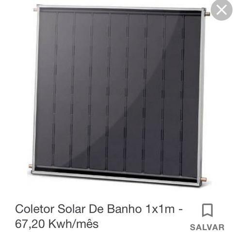 Placa Solar Soletrol