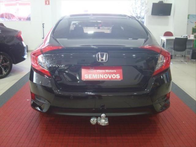 Honda Civic 2.0 16vone Exl - Foto 4