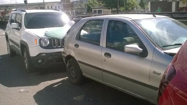 Fiat Palio Ex 2000 4 portas - Batido
