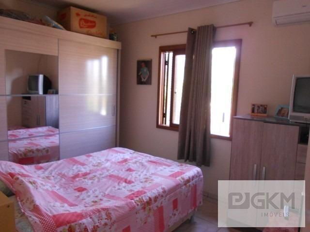 Linda casa 02 dormitórios, Bairro Lago Azul, Estância Velha - Foto 5