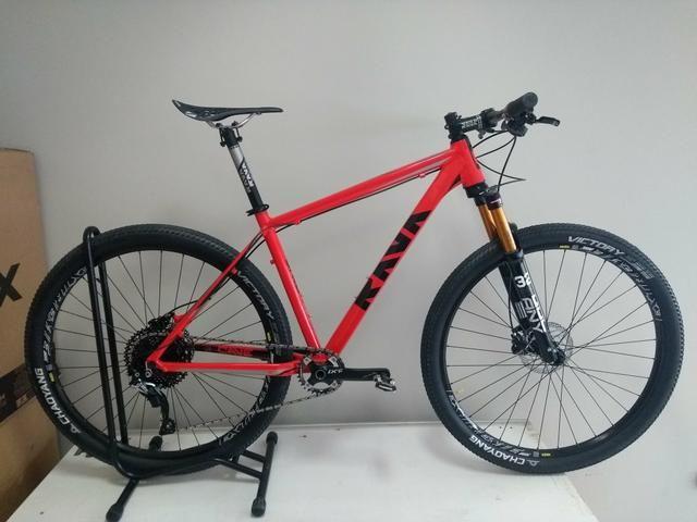Bicicleta MTB Rava Cave Slx 1x11