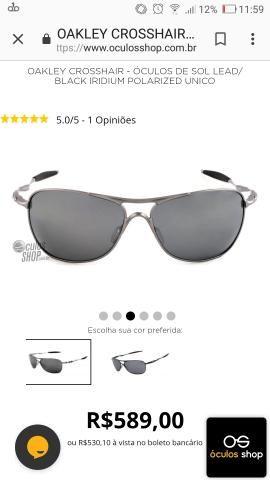 c92a4d75f88dc Óculos Oakley Crosshair - Bijouterias, relógios e acessórios ...