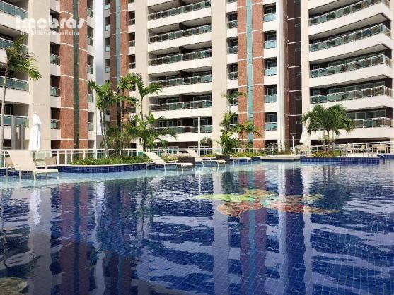 Bosque das Flores - Luciano Cavalcante, apartamento a venda.