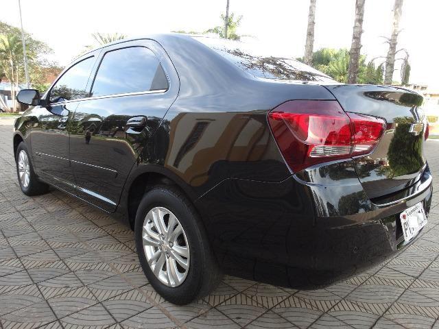 Chevrolet Cobalt LTZ 1.8FLeX_AUT._2DonO_51MKM_ExtrANovO_LacradOOriginaL_RevisadO_ - Foto 2