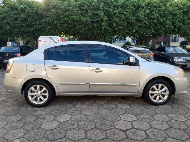 Nissan Sentra S 2.0 16 V Flex 2009/2010 - Completo de tudo - 2009