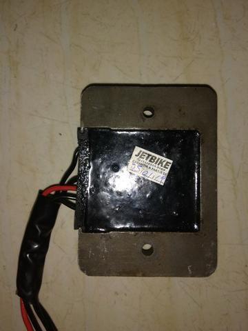 Vendo regulador retificador de voltagem da Rayabusa g1