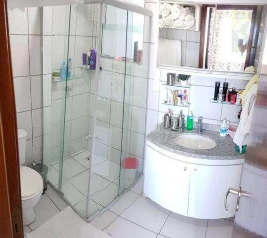 Vendo apartamento no Condomínio Lual de Ponta Negra 56m² 2/4 sendo uma suite, andar alto - Foto 7