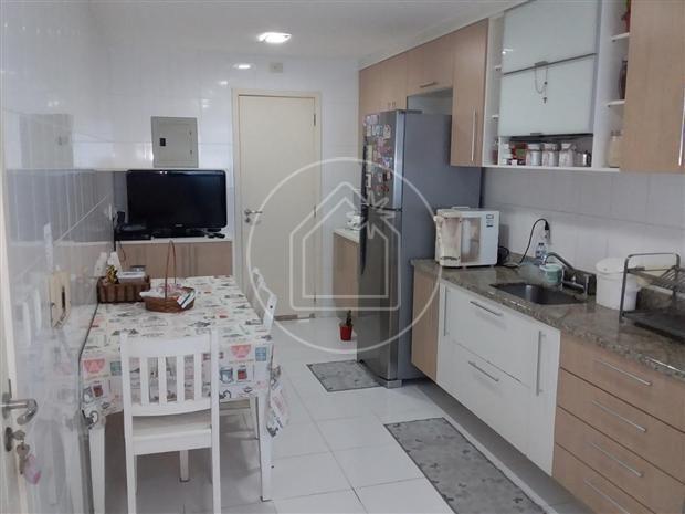 Apartamento à venda com 3 dormitórios em Jardim guanabara, Rio de janeiro cod:851188 - Foto 10
