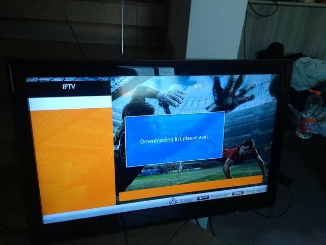 Tv LG 32 led super fina com conversor digital
