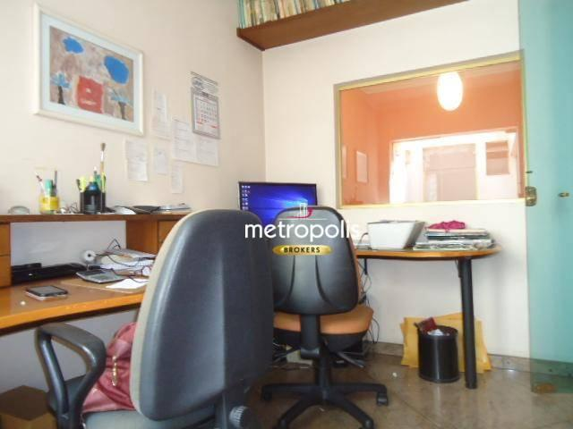 Casa para alugar, 500 m² por r$ 8.500,00/mês - barcelona - são caetano do sul/sp - Foto 7