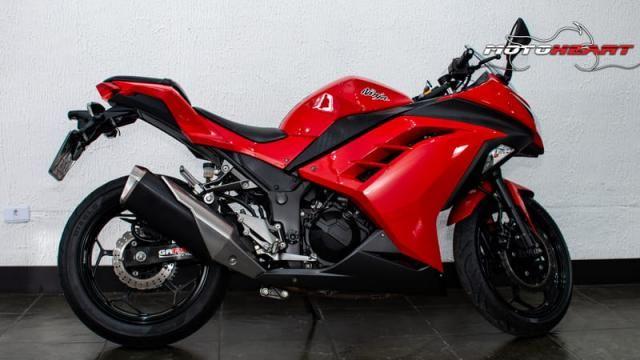 Kawasaki Ninja 300 2014 2014 Motos Rebouças Curitiba 620125299