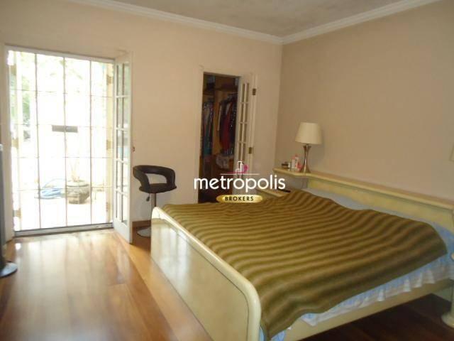 Casa para alugar, 500 m² por r$ 8.500,00/mês - barcelona - são caetano do sul/sp - Foto 10