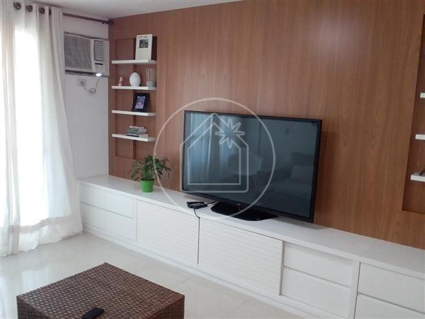 Apartamento à venda com 3 dormitórios em Jardim guanabara, Rio de janeiro cod:851188 - Foto 7
