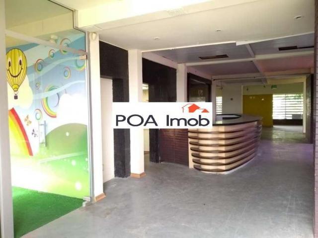 Casa para alugar, 500 m² por r$ 10.000,00/mês - boa vista - porto alegre/rs - Foto 16
