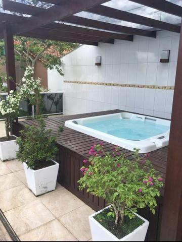 Aluga-se linda casa de praia com piscina en Itapoa ; barra do saí por temporada - Foto 8