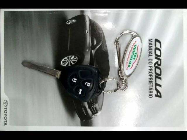 Corolla Sedan 1.8 Dual VVT-i GLI (aut) (flex) 1.8  - Foto 6