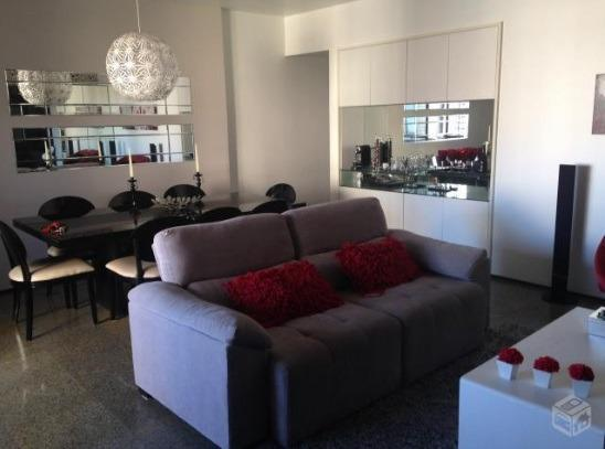 AP0353 - Apartamento à venda 147m2 - 4 quartos - Meireles - Fortaleza/CE - Foto 3