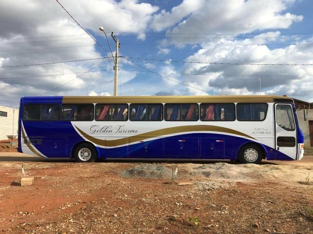 Ônibus motor 447 , 6 cilindros, R$ 19.000,00 pra vender rápido - Foto 2