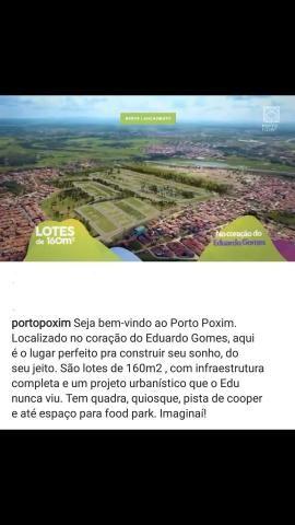 Lotes Porto Poxim no Eduardo Gomes - Foto 2