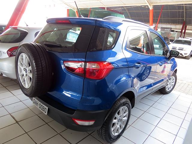 Ford Ecosport 1.5 tivct flex se manual - Foto 5