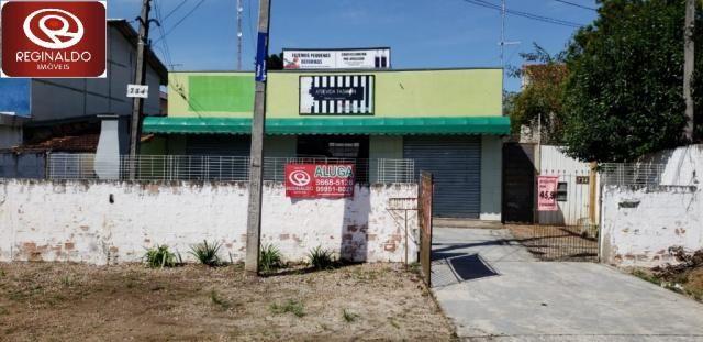 Loja comercial para alugar em Alto taruma, Pinhais cod:00052.002