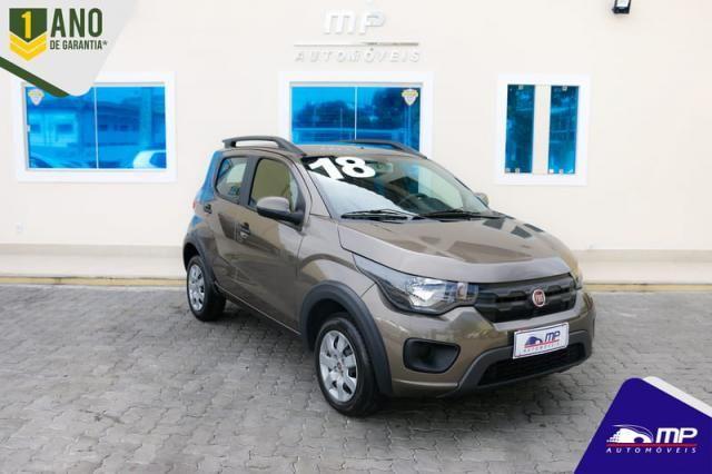 FIAT MOBI 1.0 8V EVO FLEX WAY ON MANUAL 2018 - Foto 3