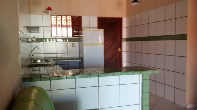 Casa mobiliada e ar condicionado para alugar -110 m²