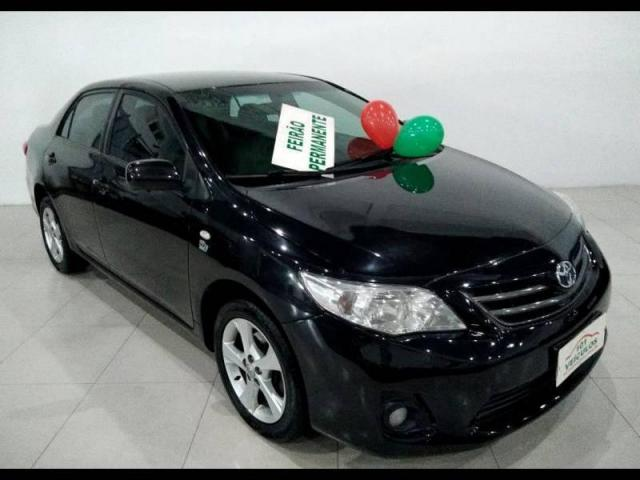 Corolla Sedan 1.8 Dual VVT-i GLI (aut) (flex) 1.8  - Foto 2