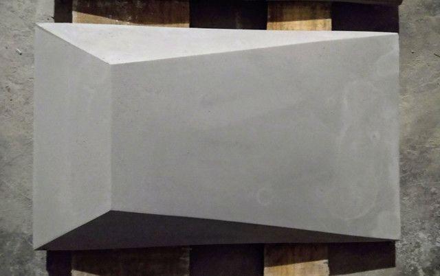 Revestimento de Cimento 3D - Foto 5