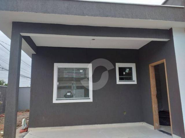 Casa com 2 dormitórios à venda, 62 m² por R$ 215.000,00 - Itaipuaçu - Maricá/RJ - Foto 4