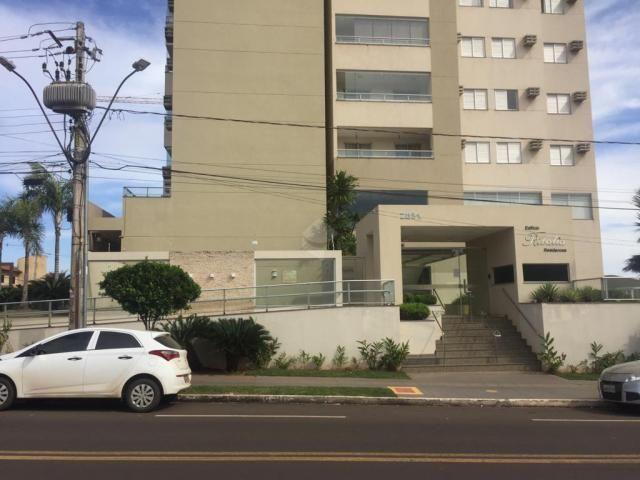 Apartamento à venda com 3 dormitórios em Monte castelo, Campo grande cod:BR3AP11766 - Foto 3