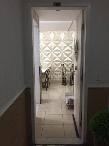 Apartamento com 3 dormitórios à venda, 65 m² por R$ 275.000,00 - Cambeba - Fortaleza/CE - Foto 8