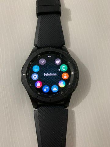Relógio Smartwatch Samsung Gear S3 Frontier, - Foto 2