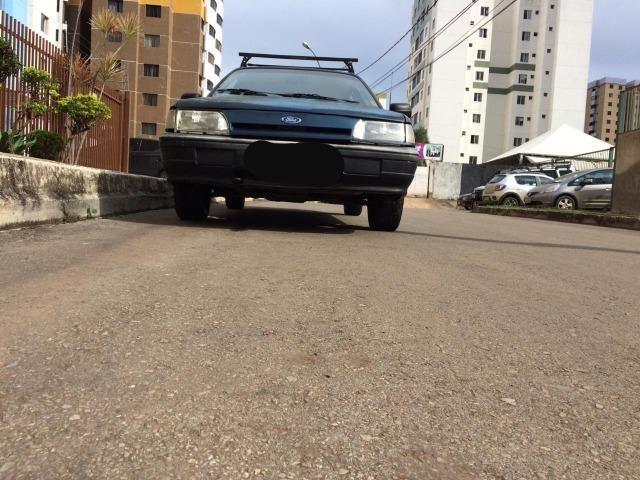 Versailles GL 1.8I 4P VE única dona, carro de garagem, revisado, 1995/1995 - Foto 3